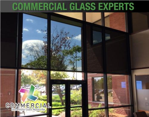 commercial storefront glass nashville window replacement 105
