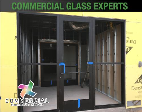 commercial storefront glass nashville window replacement 109