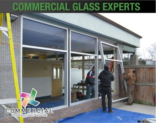 commercial storefront glass nashville window replacement 139
