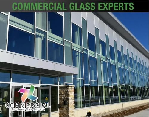commercial storefront glass nashville window replacement 152