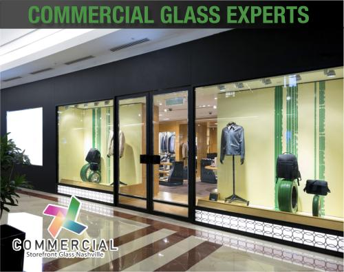 commercial storefront glass nashville window replacement 83