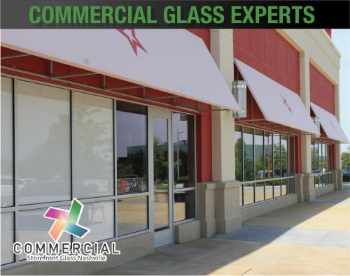 commercial storefront glass nashville window replacement 84
