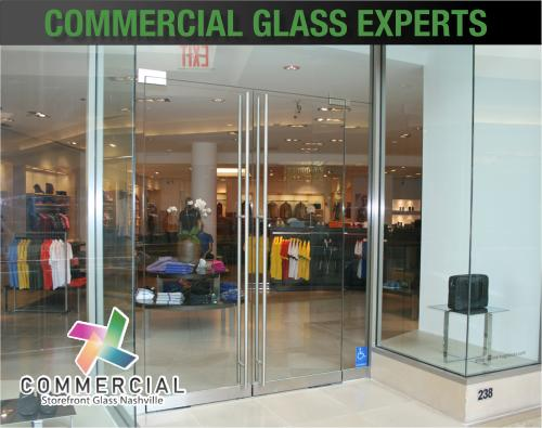 commercial storefront glass nashville window replacement 88