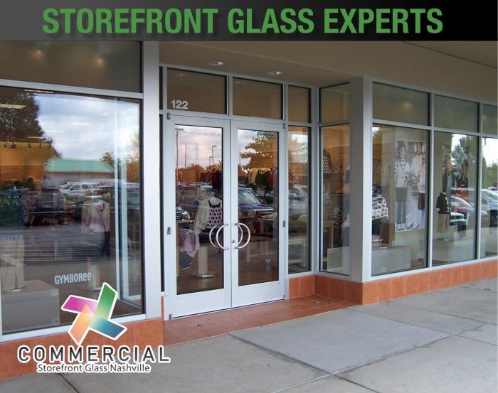 storefront window installation replacement murfreesboro nashville tn 123
