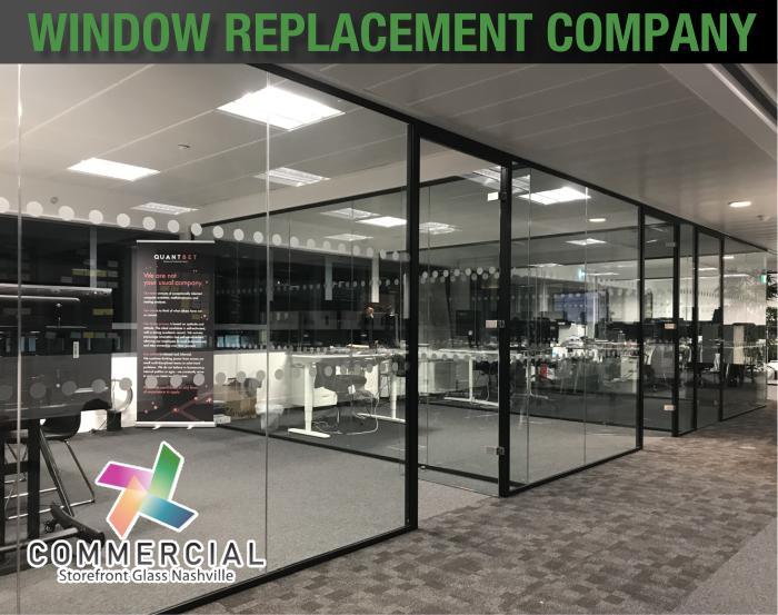 storefront window installation replacement murfreesboro nashville tn 153