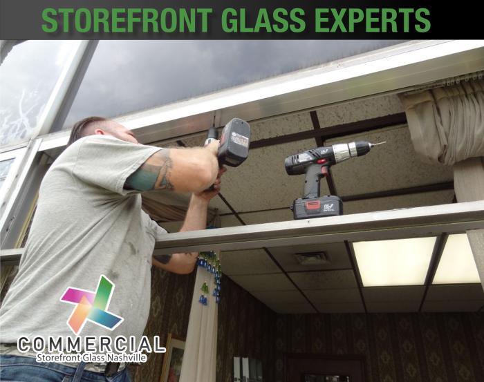storefront window installation replacement murfreesboro nashville tn 84